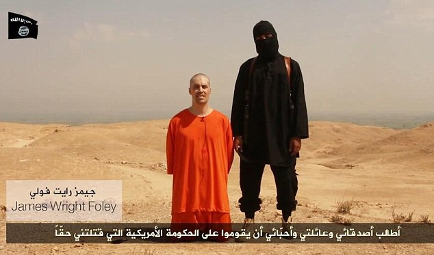 ISNA Condemns ISIS Execution of Journalist J. W. Foley