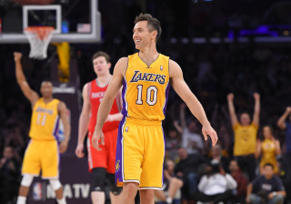 Steve Nash to miss entire 2014-15 season with ongoing back injuries