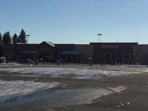 Woman shot, killed at Walmart in Idaho by two-year-old son