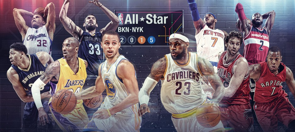 Curry leading vote-getter, surpassing LeBron, for 2015 All-Star Game