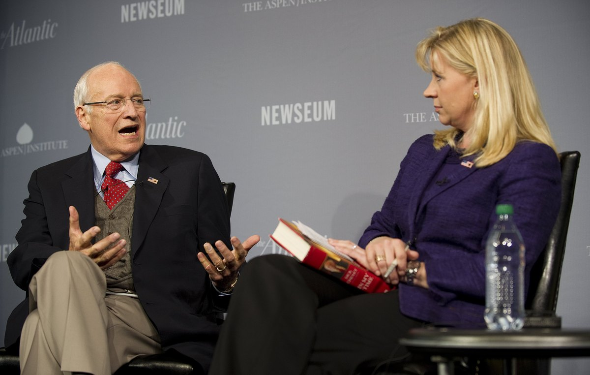 Dick Cheney Finally admited lying about Iraq