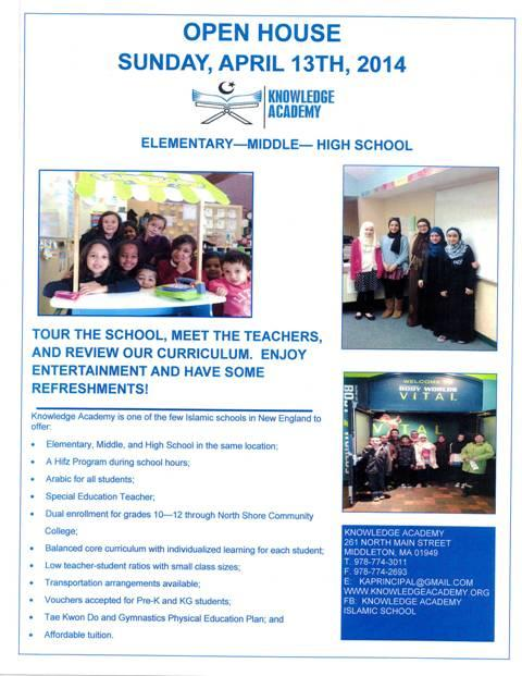 Knowledge Academy is Having Open House