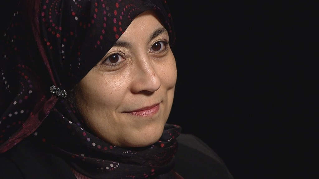 American Muslim Women works for NASA