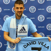 David Villa New York'a transfer oldu