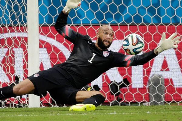 Hagel'dan Tim Howard'a savunma esprisi