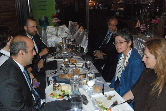 MÜSiAD USA'den Washington DC'de iftar yemeği