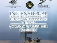 100th ANNIVERSARY CANAKKALE/GALLIPOLI