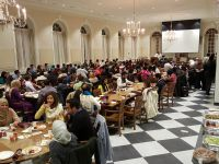 Harvard Islamic Society celebrated 60. year